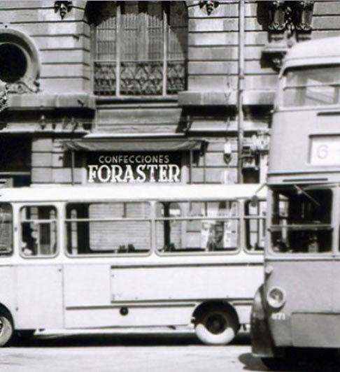 Sastrería Foraster - Madrid