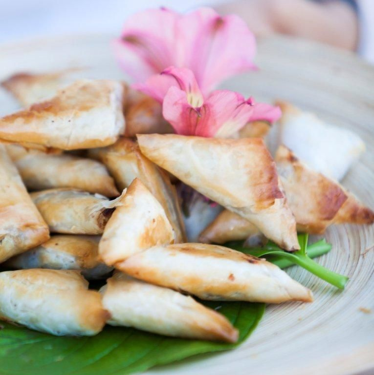 El aperitivo de Nuria Cervera Chefs