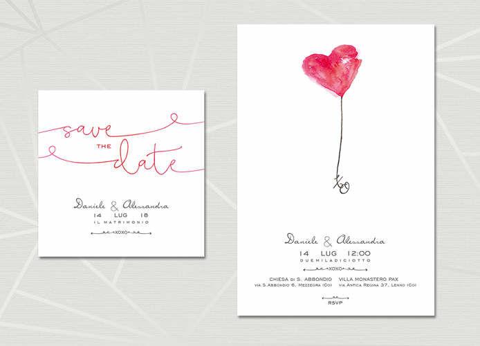 DiZeta Invitations
