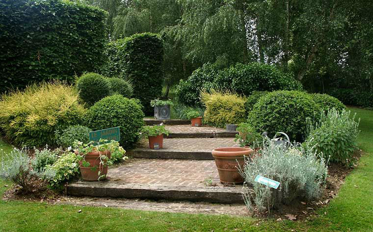 Les jardins du pays d 39 auge mariage - Le journal du pays d auge ...
