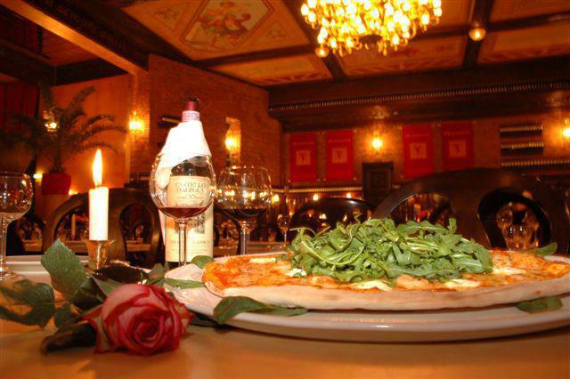 Beispiel: Italienische Küche, Foto: Restaurabt XII Apostel.