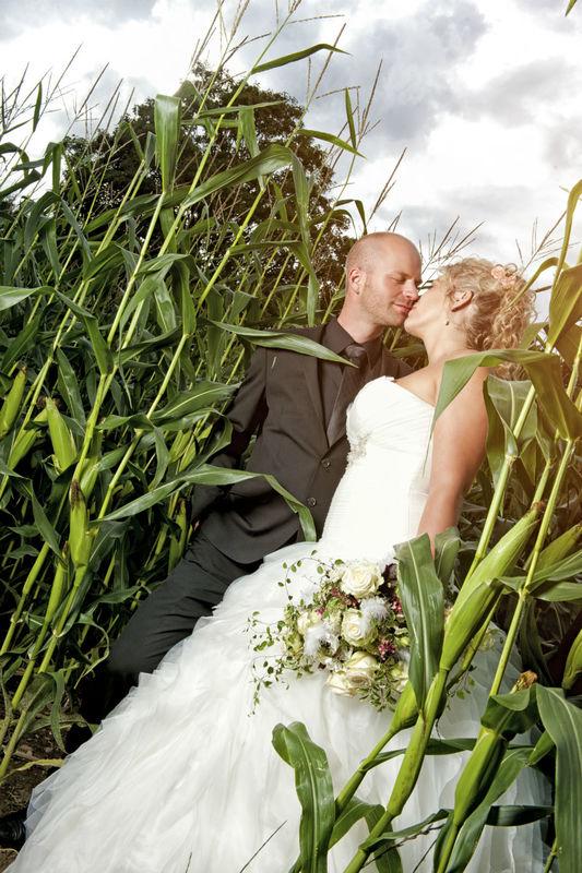 Beispiel: Zauberhafte Hochzeitsfotos, Foto: Bildschmiede Fotografie.