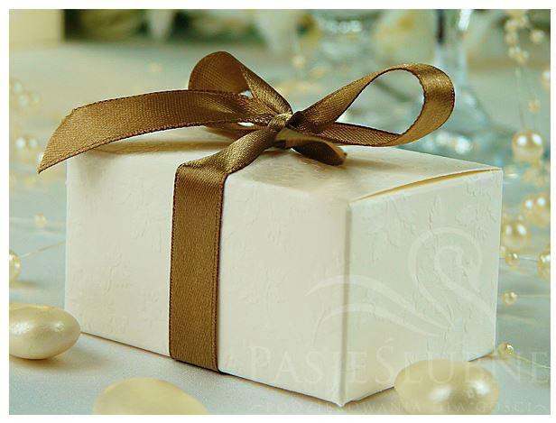 Podziękowania dla gości - Pasje Ślubne