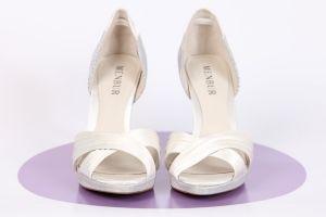 Beispiel: Schuhmode für die Braut, Foto: Gwendolina - Schöne Schuhe für die Braut.
