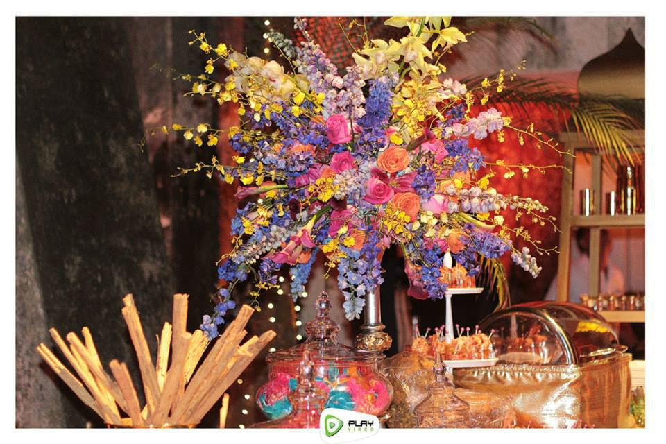 Decoración de Florarte - Cartagena