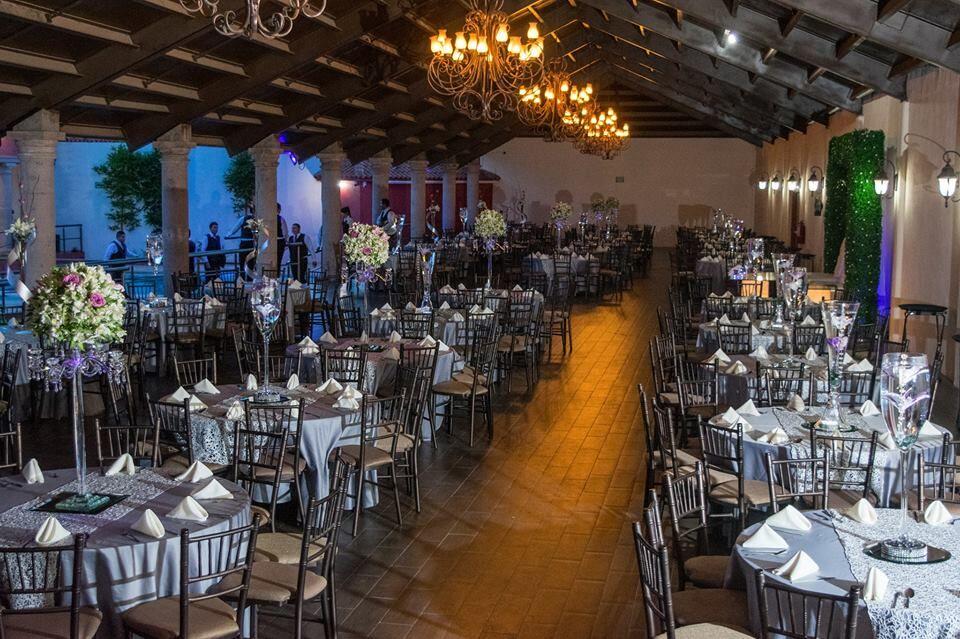 Salón Quinta San Gabriel