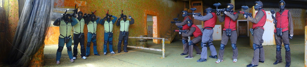 Paintball Arena Luzern