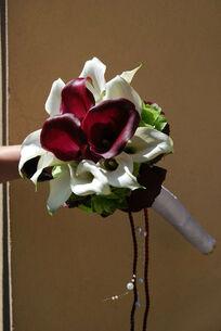 Beispiel: Brautstrauß, Foto: manufactura florale.