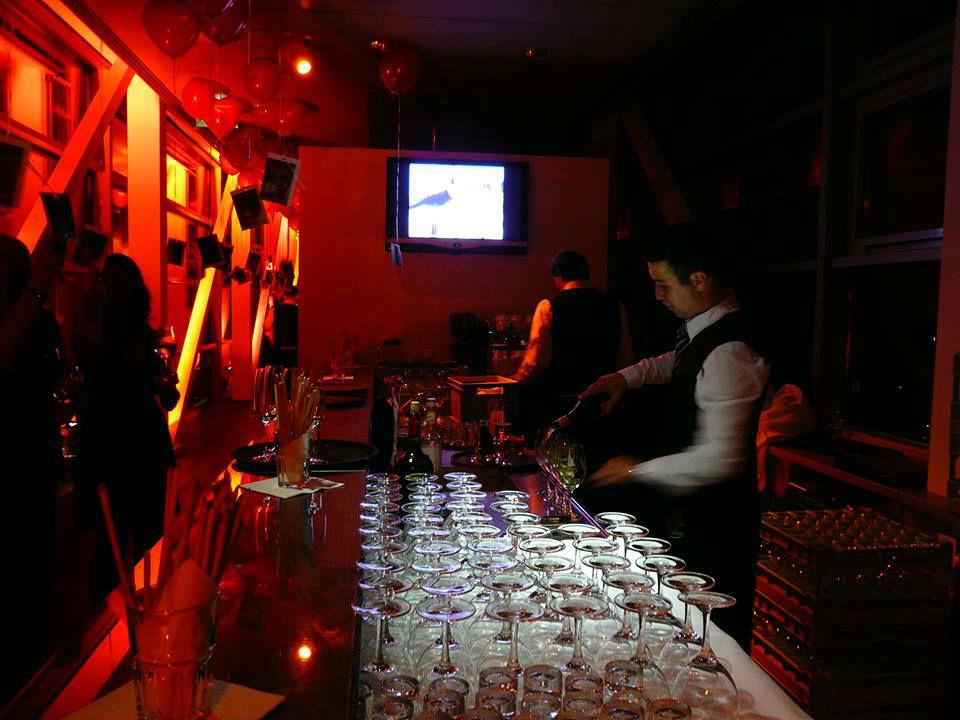 Beispiel: Fachpersonal, Foto: Unikorn Catering & Events.