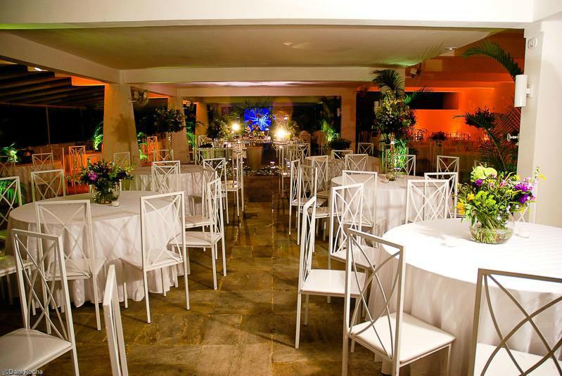 Salão da Pérgula - Clube Marapendi