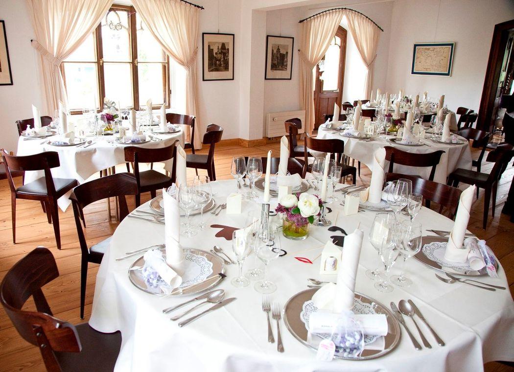 Hochzeitsfeier im Freybergsaal