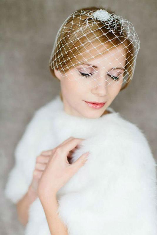 Wedding Facinator Birdcage - bellejulie.de