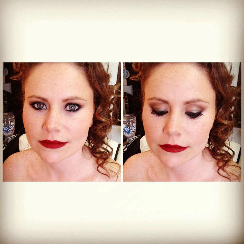 Luciana Bortoline Makeup Artist