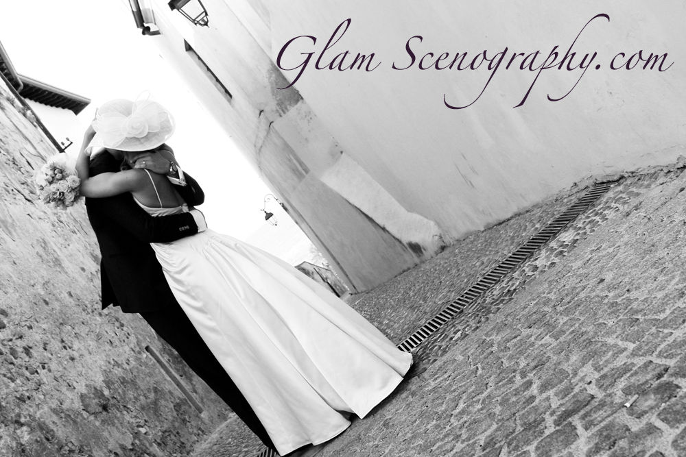 Matrimoni Glam Scenography
