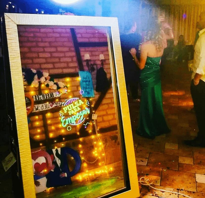 Espejito Espejito. Photobooth