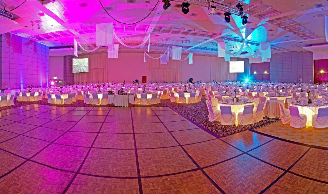La mejor iluminación y sonido para tu evento.