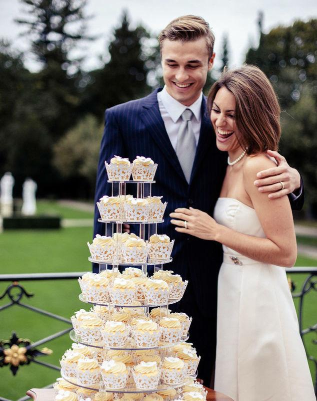 Beispiel: Überraschen Sie Ihre Gäste, Foto: Cupcake Affair.