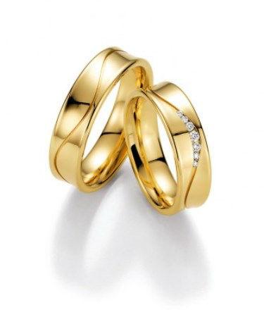 Beispiel: Eheringe für jeden Geschmack, Foto: Juweliere Ellert.