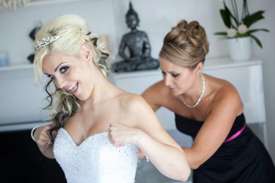 Kleine Handgriffe vom Profi Hochzeitsplaner, Foto: Best Moments.