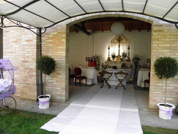 Villa Chiarelli, cerimonie e ricevimenti