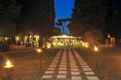 il giardino di notte