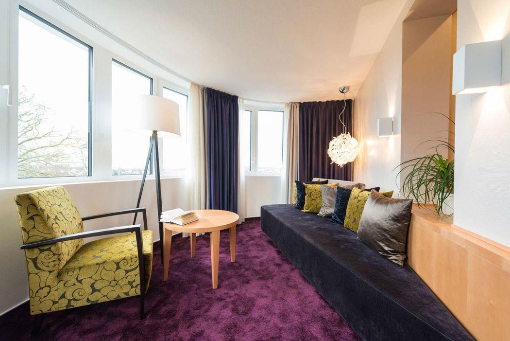 Beispiel: Zimmerbeispiel, Foto: Hotel Heinz.