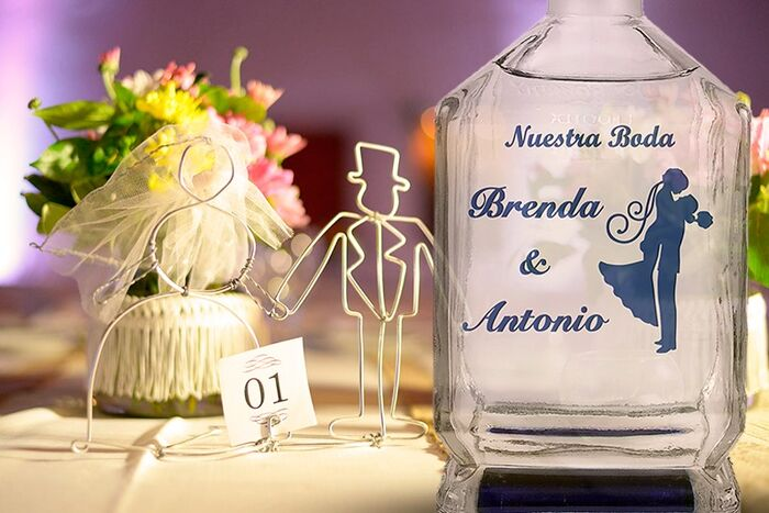 Botellas Personalizadas Hidalgo