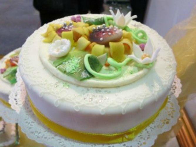 Beispiel: Tortenkunst, Foto: monas-torten-art.ch.