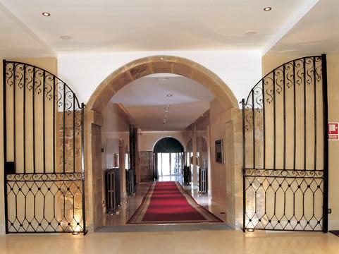 Hotel NH Palacio de Ferrera