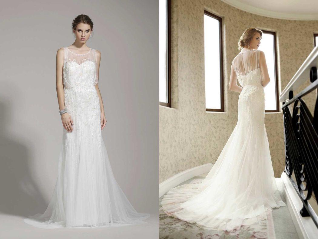 Brautkleider in allen Stilen und Varianten