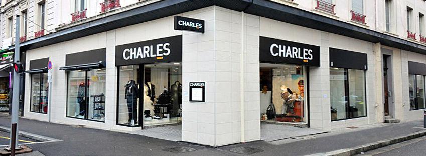 Vêtements Charles