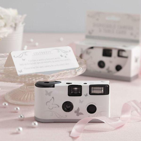 Beispiel: Hochzeitskamera, Foto: Ja-Hochzeitsshop.