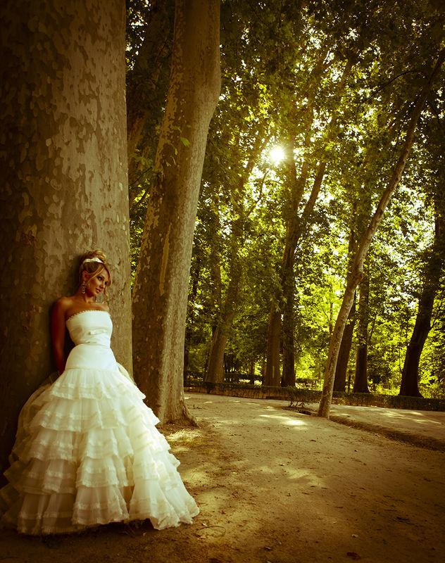 Fotos de bodas en Aranjuez