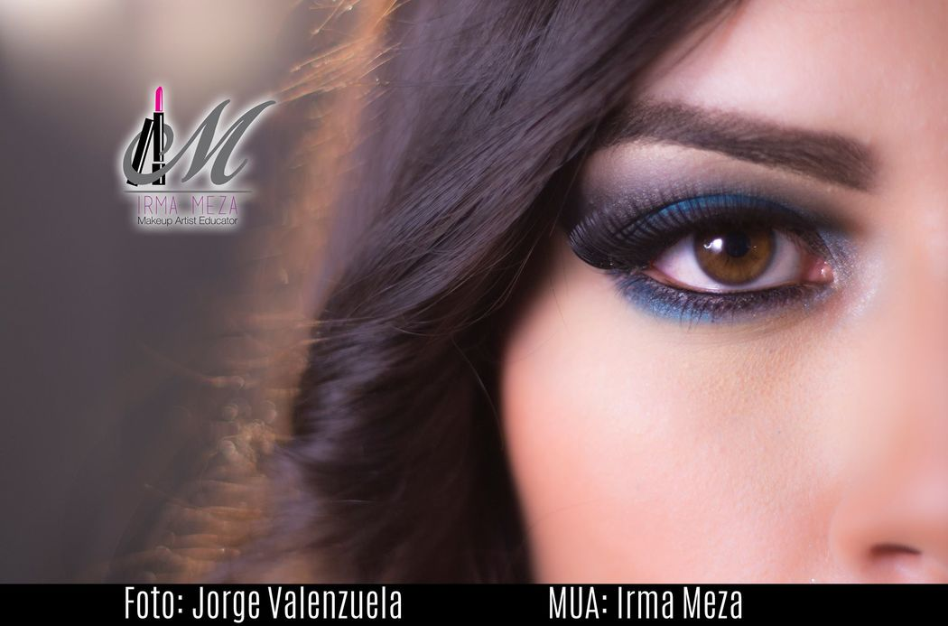 Irma Meza Makeup Artist Educator