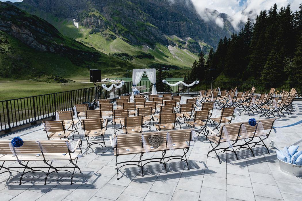 TITLIS Bergbahnen, Hotels & Gastronomie
