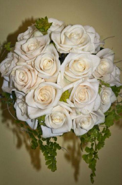 Beispiel: Brautstrauß, Foto: Blumenfee.