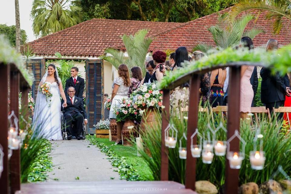 Casamento Thayse e Felipe - Casuarinas