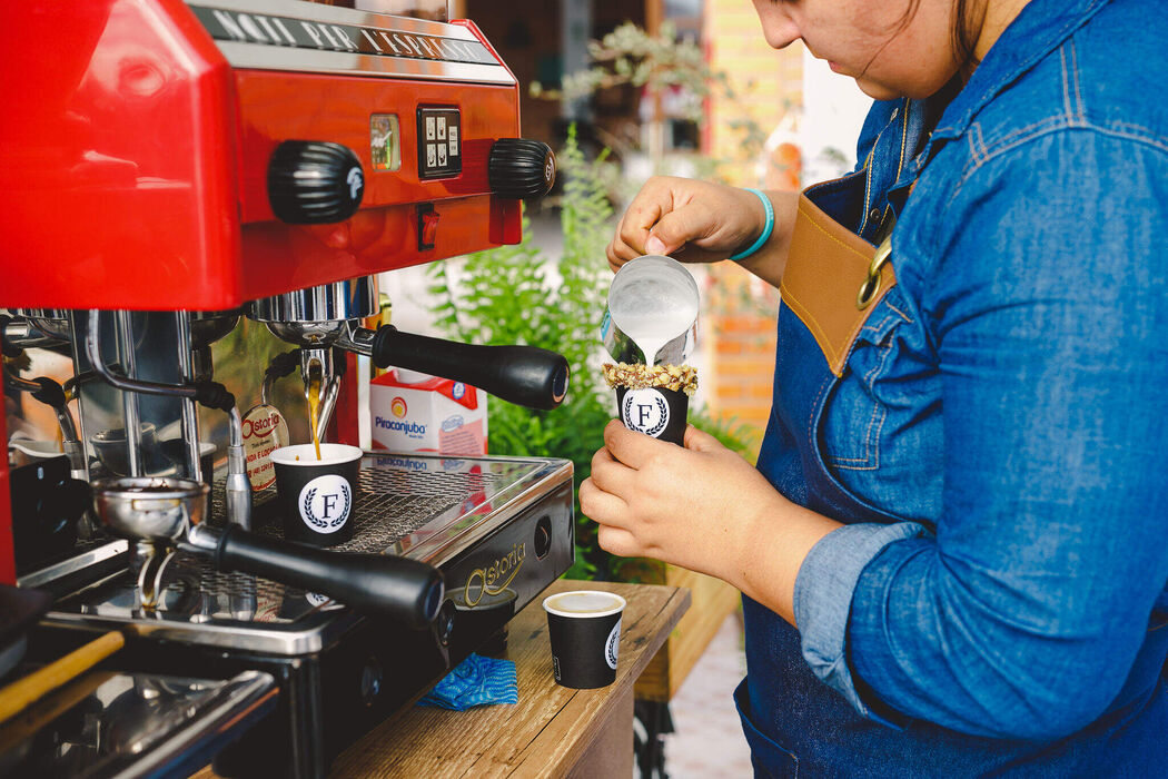 Flores do Cafe