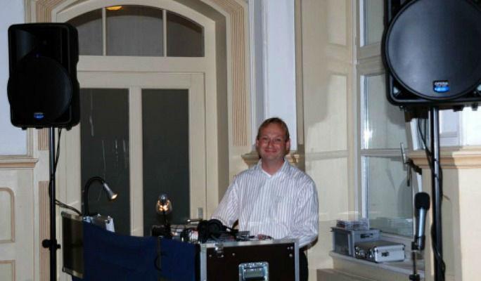 DJ Sven Wiese
