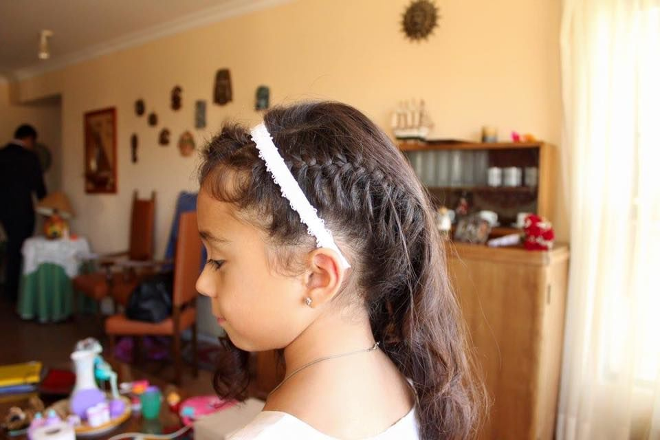 Peinado para Laurita