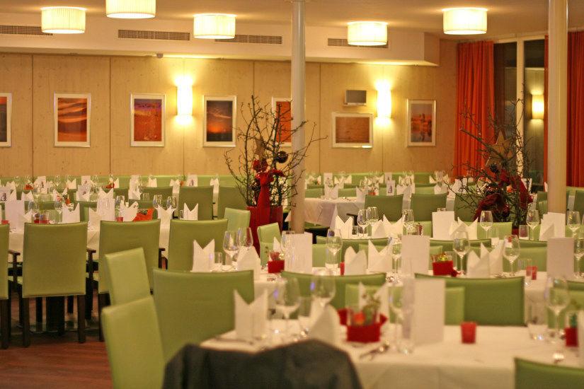 Beispiel: Eindruck von den Räumlichkeiten, Foto: Hotel eduCare.