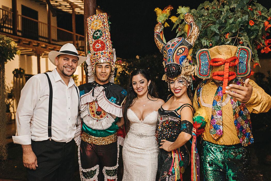 Eliana Zapata Eventos- Medellín