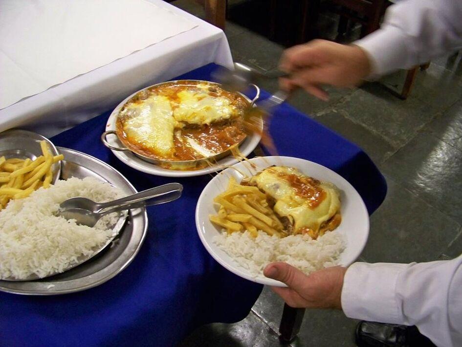 Restaurante Churrascaria e Pizzaria Guaru Center