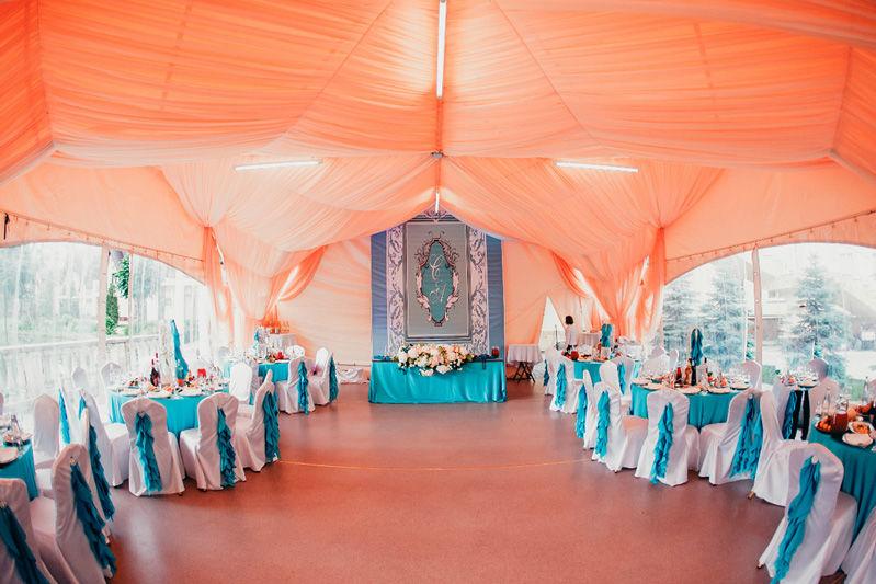 Загородный отель «Дворянское Гнездо» Летний шатер