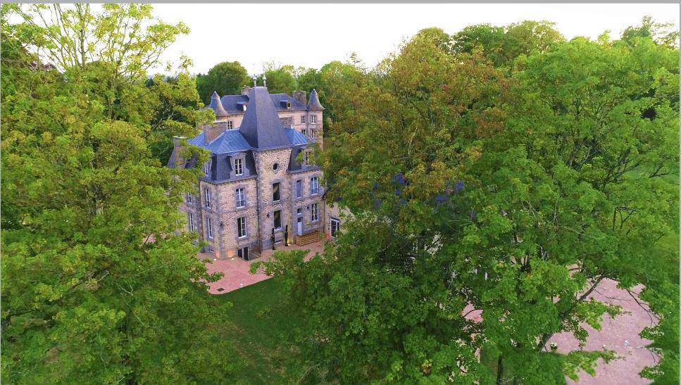 Château de la Lucerne d'Outremer