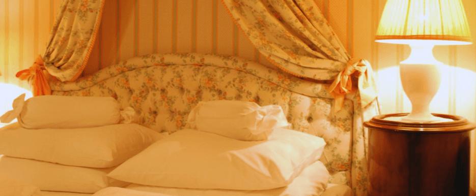 Beispiel: Hotelzimmer, Foto: Hotel Hirschgasse.