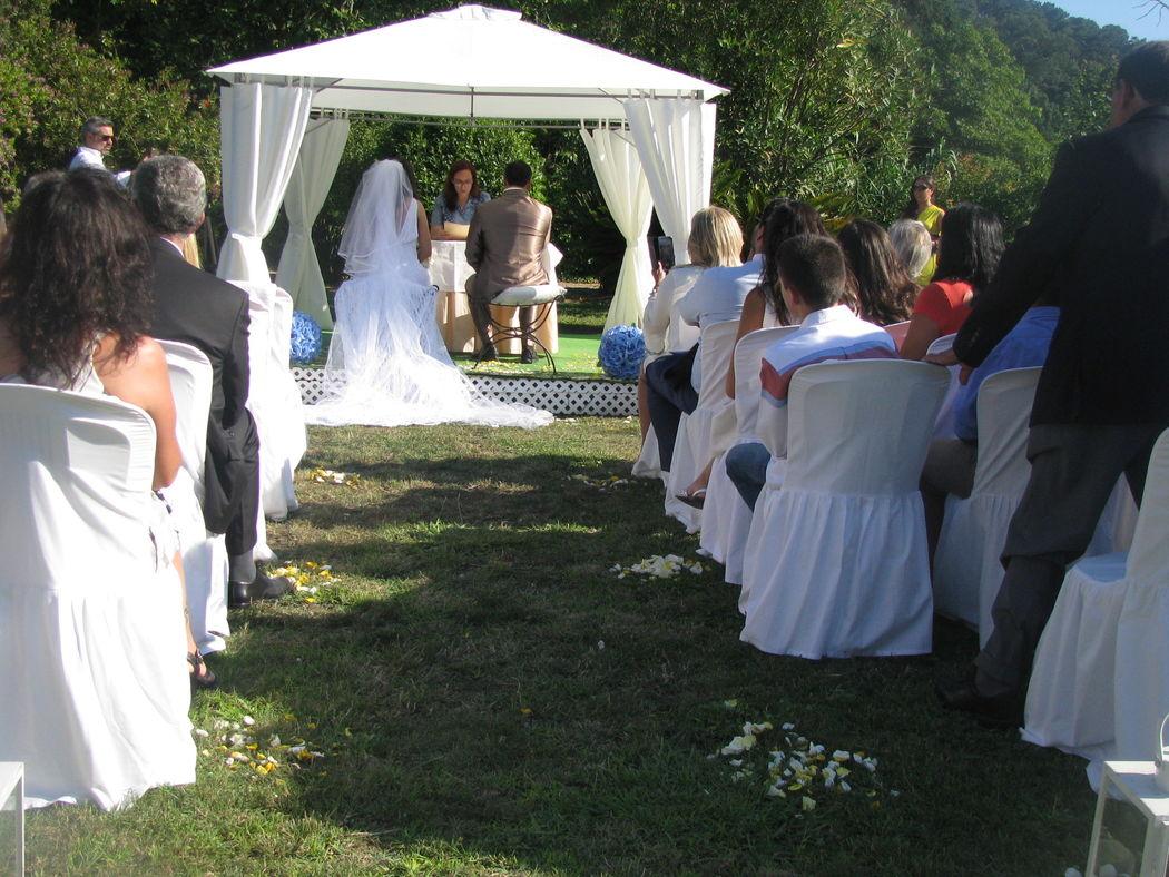 Cerimónia Civil Jardim