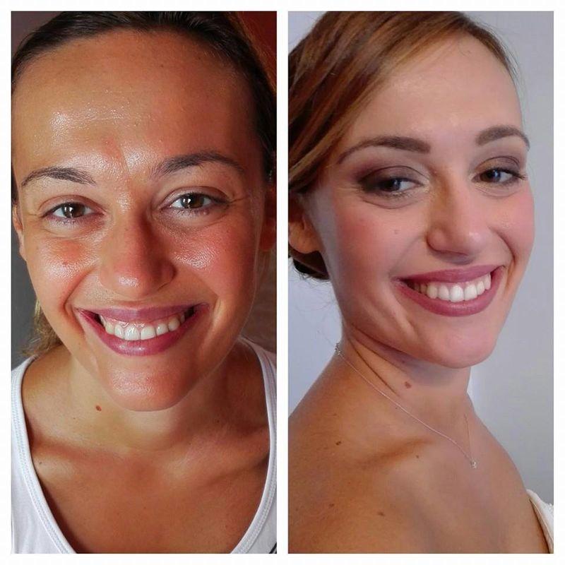 Manuela Gravina Make Up Artist