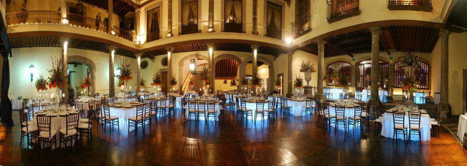 Evergreen Banquetes