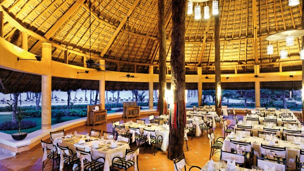 Barceló Maya Grand Resort Restaurante Playa